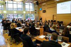 """06.10.2016. konference """"Konkurētspēja caur sadarbību: jauni stratēģiskie un pārvaldes risinājumi Rīgas metropoles areāla pašvaldībām"""""""