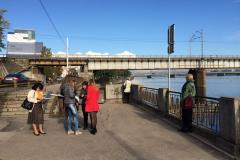 27.09.2016. Žūrija apseko Mūkusalas ielas krasta promenādi