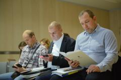 Atskats uz iedzīvotāju, NVO pārstāvju un speciālistu sanāksmi par Mūkusalas ielas krasta promenādes rekonstrukcijas projekta ieceri
