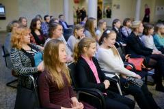 Bērnu zīmējumu un eseju konkursa noslēguma pasākums 08.12.2015.