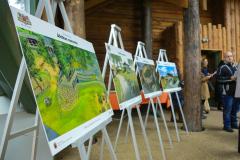 Ekspozīcijas Āfrikas savanna Rīgas Nacionālajā dārzā būvniecības iecere