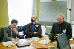 EUROCITIES metropoļu darba grupas tikšanās Rīgā 05.10.2016.