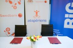 Grantu programmas ATSPĒRIENS 15.konkursa atklāšana 18.02.2015.