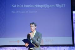 """Konference """"Kā būt konkurētspējīgam Rīgā?"""" 24.09.2015."""