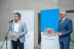 Rīgas vēsturiskā centra jaunā plānošanas procesa uzsākšana