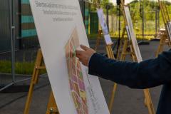Skanstes apkaimē izbūvēs jaunas ielas un labiekārtos teritoriju