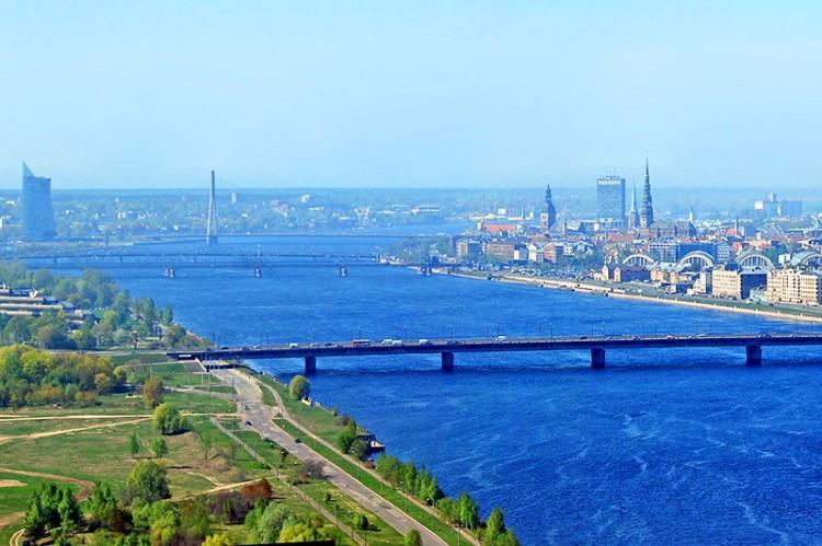 """Rīga pret plūdiem – """"Rīgas pilsētas virszemes ūdeņu ietekmju novērtēšana, novēršana un ekoloģiskā stāvokļa uzlabošana"""""""