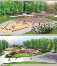 Aicina izteikt priekšlikumus par topošo Pļavnieku parku un Zaļo birzi