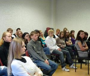 Jaunos pilsētniekus uztrauc apkaimju labiekārtošanas un  sakopšanas jautājumi