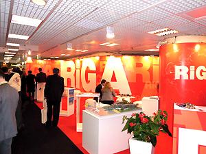 Rīgas stends uzsāk darbu starptautiskajā nekustamo īpašumu gadatirgū MIPIM