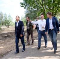 Rīgas dome sāk vērienīgus parku un skvēru atjaunošanas darbus; ierīkos jaunas aktīvās atpūtas vietas