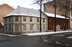 """Atklās koka renovācijas centru """"Koka Rīga"""""""