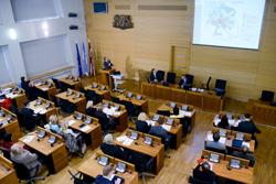 Sabiedriskās apspriešanas tematiskā sanāksme uzņēmējdarbības jomā