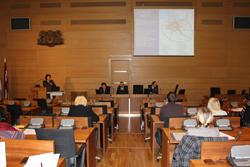 Sabiedriskās apspriešanas tematiskā sanāksme vides jomā