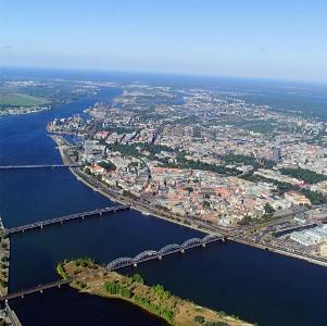 Top jaunais Rīgas teritorijas plānojums