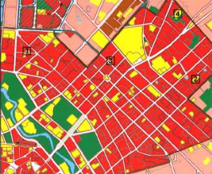 Uzsāks lokālplānojuma izstrādi Rīgas pilsētas administratīvās teritorijas daļām Rīgas vēsturiskā centra un tā aizsardzības zonā