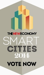Rīga nominēta The New Economy balvai