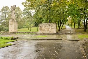 Rīgas domes priekšsēdētājs apmeklēs Grīziņkalnu, kur šovasar sāksies parka atjaunošanas darbi