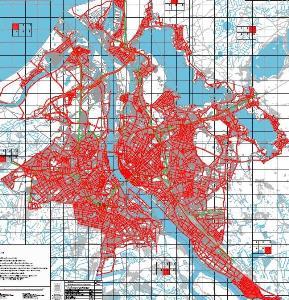 Rīgas domes Pilsētas attīstības departaments piedāvā jaunu e-pakalpojumu – Rīgas pilsētas ielu sarkano līniju lejupielāde.
