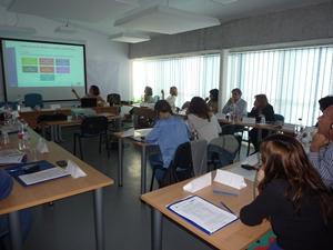 """Projekta """"Pilsētvides ilgtspējīga atjaunošana"""" ietvaros notikusi otrā radošā darbnīca Malagā"""