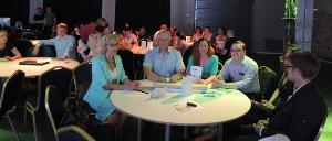 Norisinājās radošā diskusija World Cafe – kā uzsākt inovatīvu uzņēmējdarbību