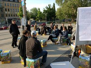 """Projekta """"Pilsētvides ilgtspējīga atjaunošana"""" Newsletter No.6 (angļu val.)"""