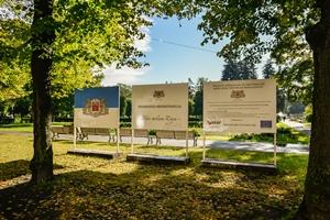 Rīgas domes priekšsēdētājs iepazīsies ar Ziedoņdārza rekonstrukcijas darbu gaitu