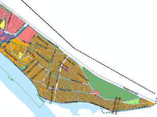 Rīgas domē pieņemts lēmums par Dārziņu apkaimes publiskās infrastruktūras attīstības tematiskā plānojuma izstrādes uzsākšanu