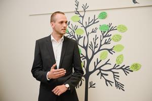 """Ar """"Atspēriens"""" atbalstu Rīgā atklāts jauns veselības centrs"""