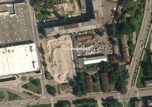 9.septembrī Rīgas domē pieņemts lēmums par lokālplānojuma izstrādes uzsākšanu zemesgabalam Ieriķu ielā 5