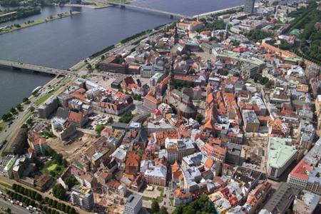 Meklējam labāko Rīgas pilsētas maketu