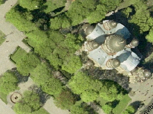 Aerial photography of Riga has been initiated