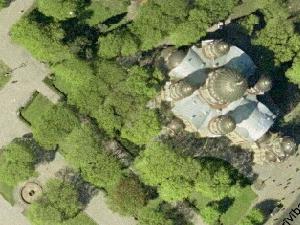 Начата фотосъемка Риги с воздуха