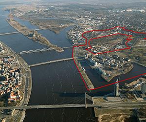 Объявлен конкурс эскизов на градостроительное видение Нового центра Риги в Торнякалнсе