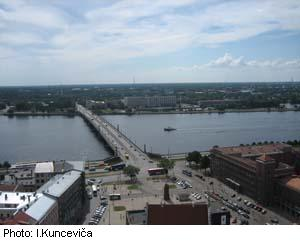 О строительстве в городе Рига в мае