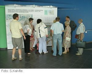 Iedzīvotāji aktīvi piedalās Rīgas Ziemeļu transporta koridora sabiedriskās apspriešanas sanāksmē