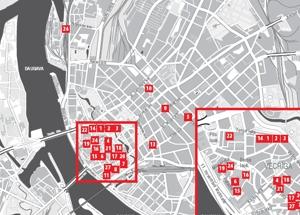 2007.gada 1.oktobris – Starptautiskā arhitektūras diena Rīgā