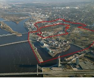 Обсуждаются следующие шаги деятельности в реализации проекта «Новый центр Риги в Торнякалнсе»
