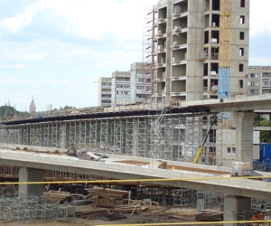 On Construction in the City of Riga in September and October