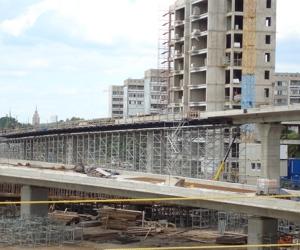 О строительстве в городе Риге в сентябре и октябре