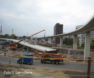 О строительстве в городе Риге в 2007 году