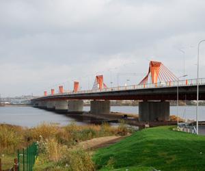 Результаты проверки Южного моста под нагрузкой