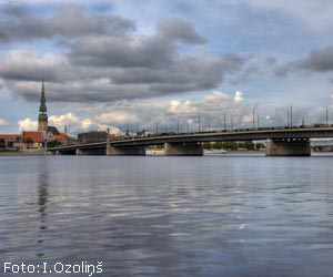 In 2008 the Construction Rates in the City of Riga have Reduced Less than Forecast