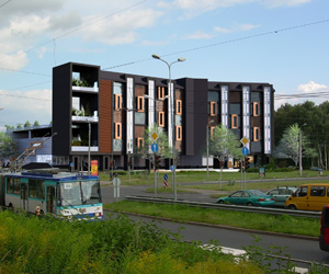 Iedzīvotāji aicināti izteikt viedokli par būvniecības ieceri A.Saharova ielā 30