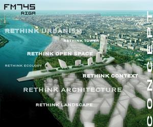 Labākās idejas Rumbulas attīstībai piedāvājuši jaunie arhitekti no Itālijas