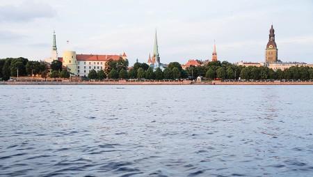 Rīgas pils laukuma labiekārtošana