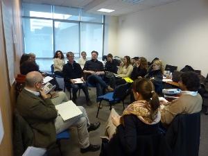 """Projekta piektais zināšanu un pieredzes apkopošanas seminārs """"USER projekta pieredzes apmaiņas un labās prakses rokasgrāmatas izstrāde"""""""