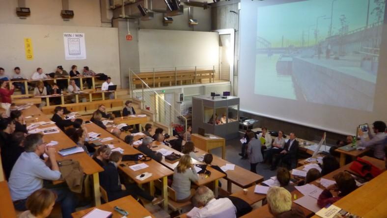 USER projekta noslēguma konference Grenobles Alpu metropolē