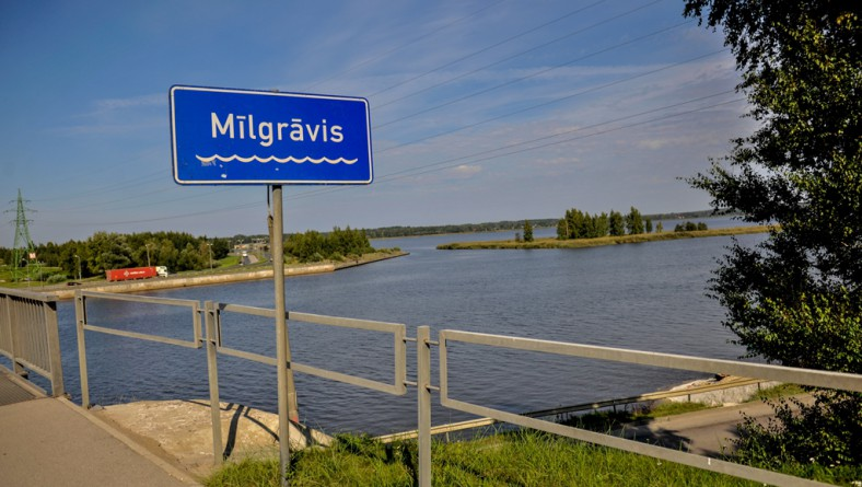 """12.jūnijā """"Apkaimju gids""""  Vecmīlgrāvja, Mīlgrāvja, Sarkandaugavas un Kundziņsalas apkaimēs"""