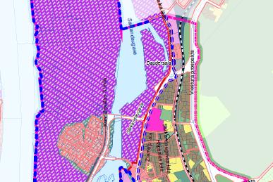 Informācija par lokālplānojuma izstrādes uzsākšanu Kundziņsalā un tai piegulošās teritorijās